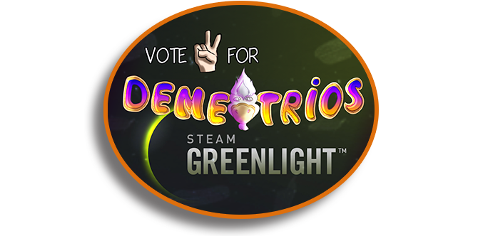 Vote for Demetrios!