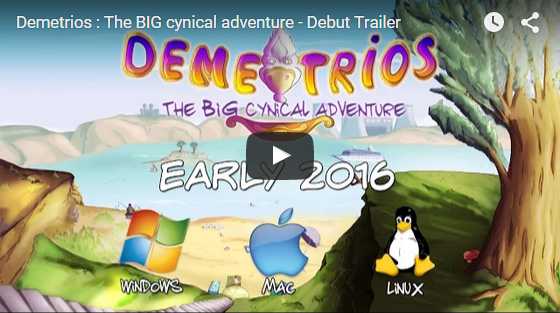 Demetrios trailer