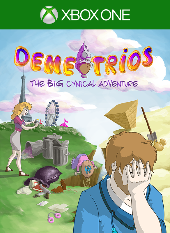 Demetrios Xbox One cover art