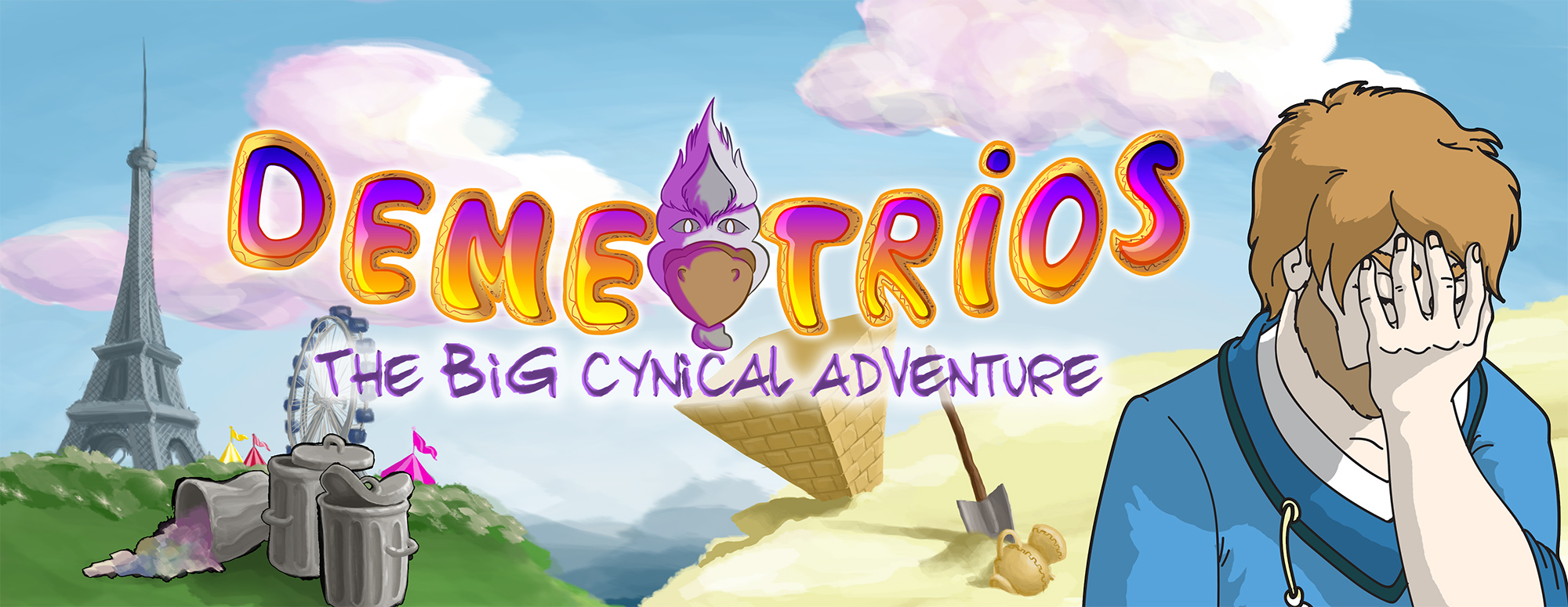 Demetrios official game site